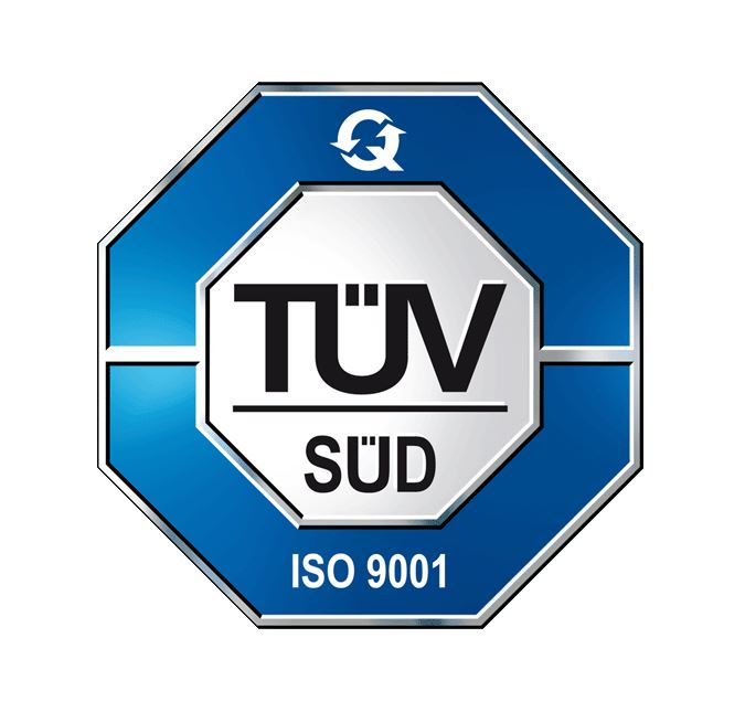 cerification UNI EN ISO 9001 : 2015 - 1